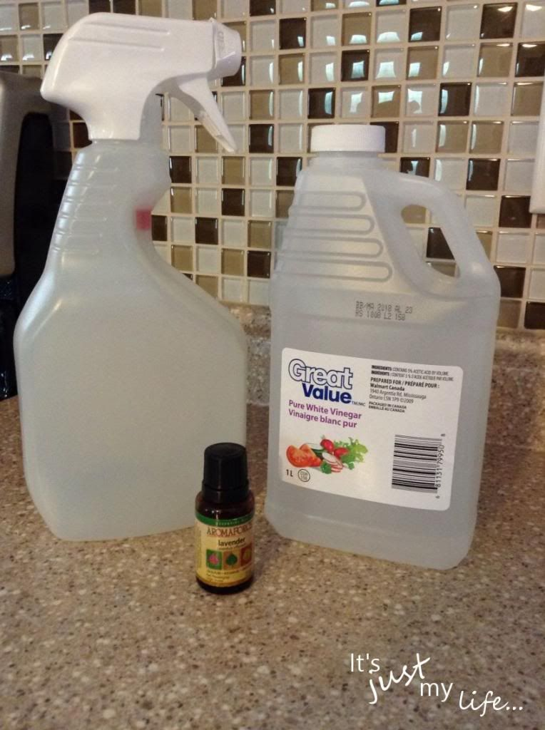 Diy Hardwood Floor Cleaner To My Spray Bottle I Added 2