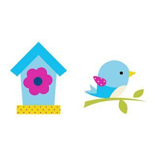 Free SVG   Spring Bird