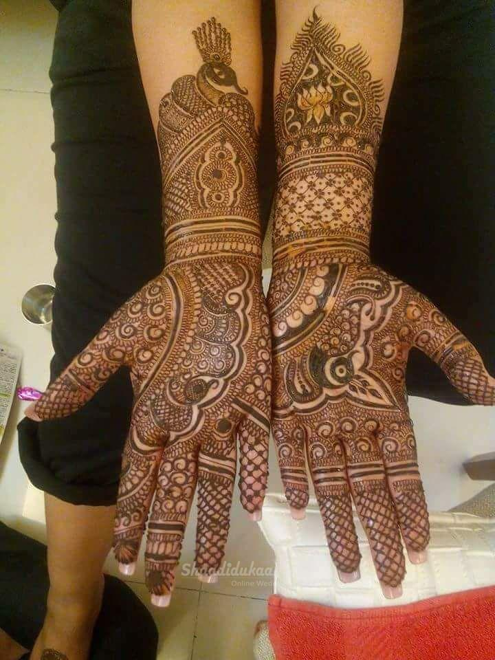 Bird Style Mehndi Design Mehndi Designs Mehndi Artist Bridal Mehndi Designs
