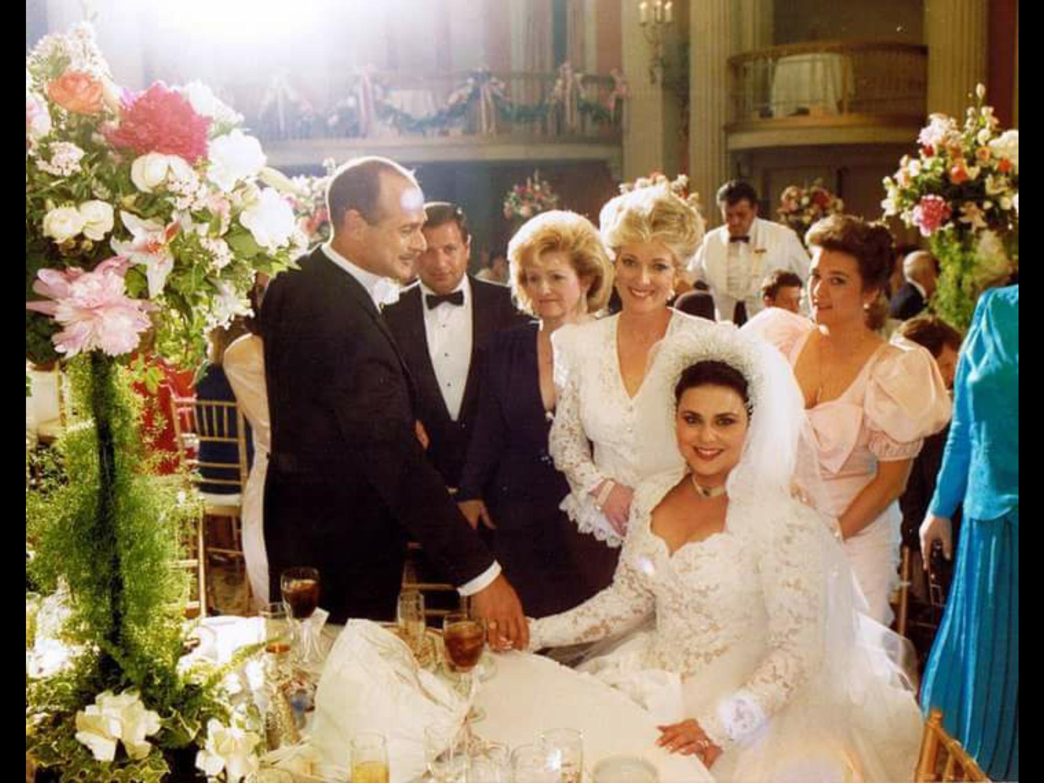 Delta Burke Gerald Mcraney May 28th 1989 Retro Bride Celebrity Weddings Designing Women Gilliland was born in fort worth, texas. delta burke gerald mcraney may 28th