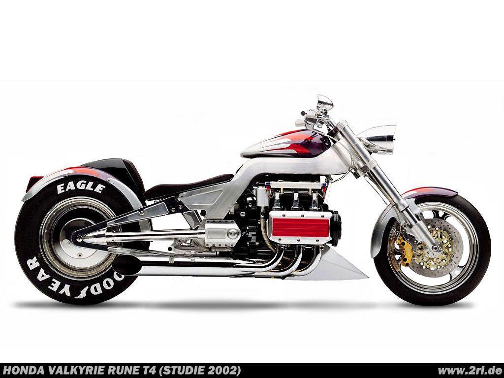 Honda Valkyrie Rune Review And Photos Nice Bikes I Like Honda