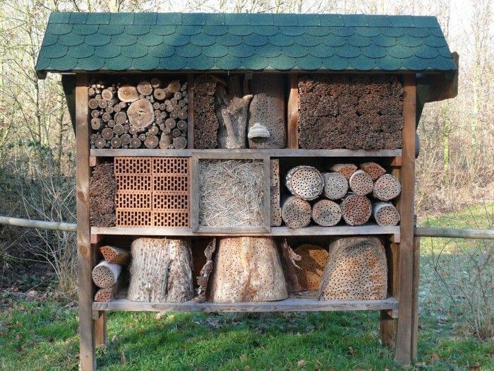 Insektenhotel selber bauen - Ausführliche Bauanleitung für ...