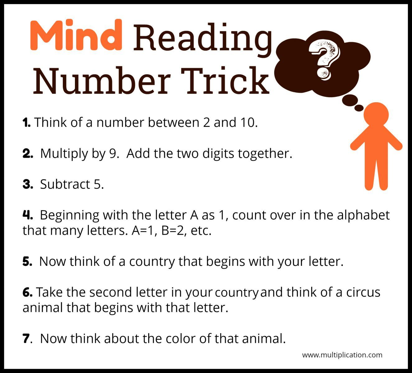This is so awesome!!!!!!!!!) Mind reading tricks, Funny