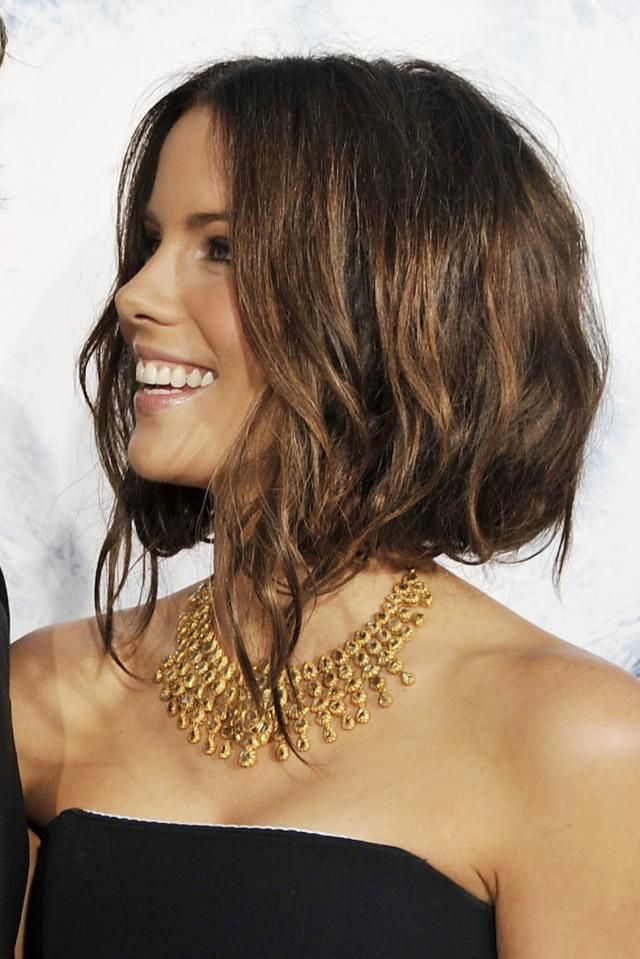Pretty Prom Hairstyle Ideas Kate Beckinsale Hair Pinterest