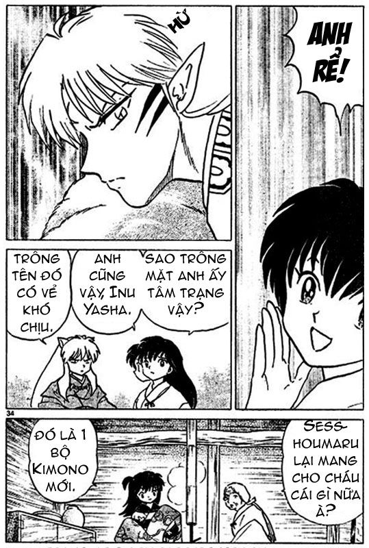 Inuyasha Chapter 558 Cổng truyện dịch SkyRule