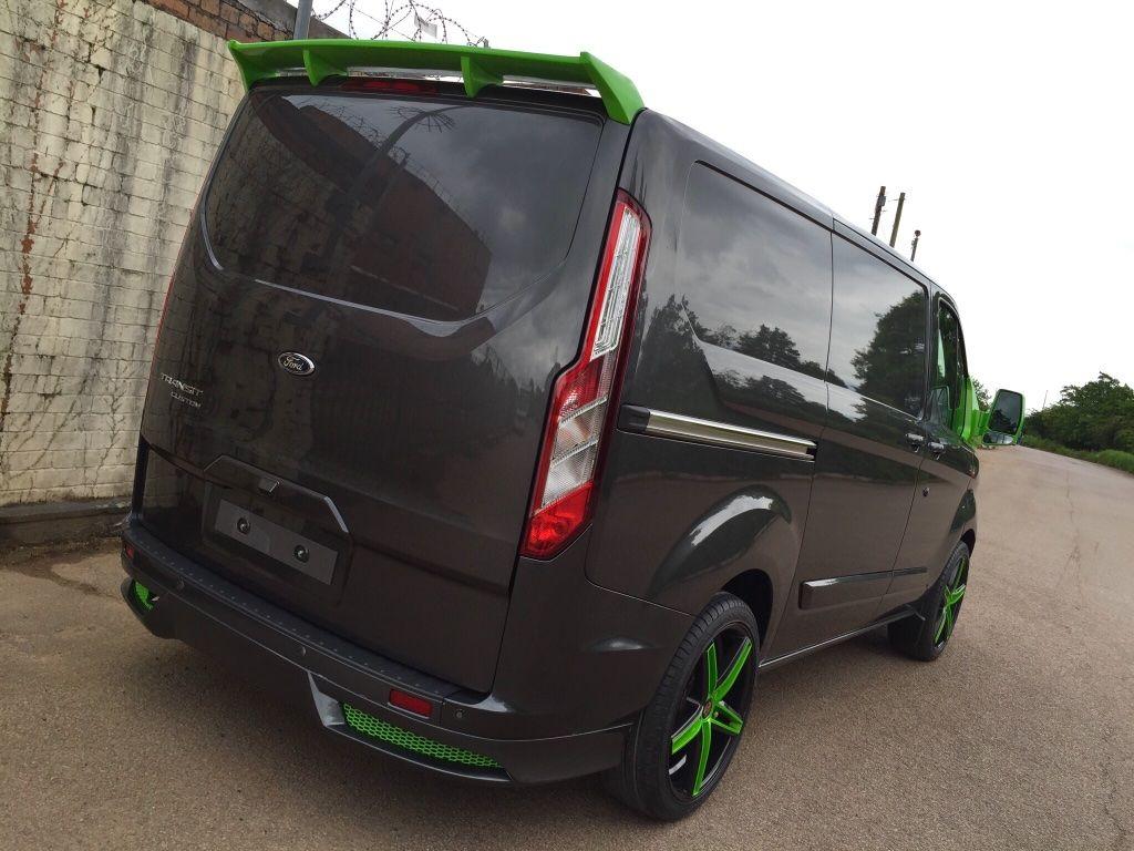 Vans For Sale Details Transit Custom Rs Transporter
