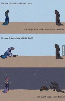 Life & Death ( A Love Story ) - A Love Beyond Time & Space, Life & Death have been In Love for Longer than We have Words to Describe...