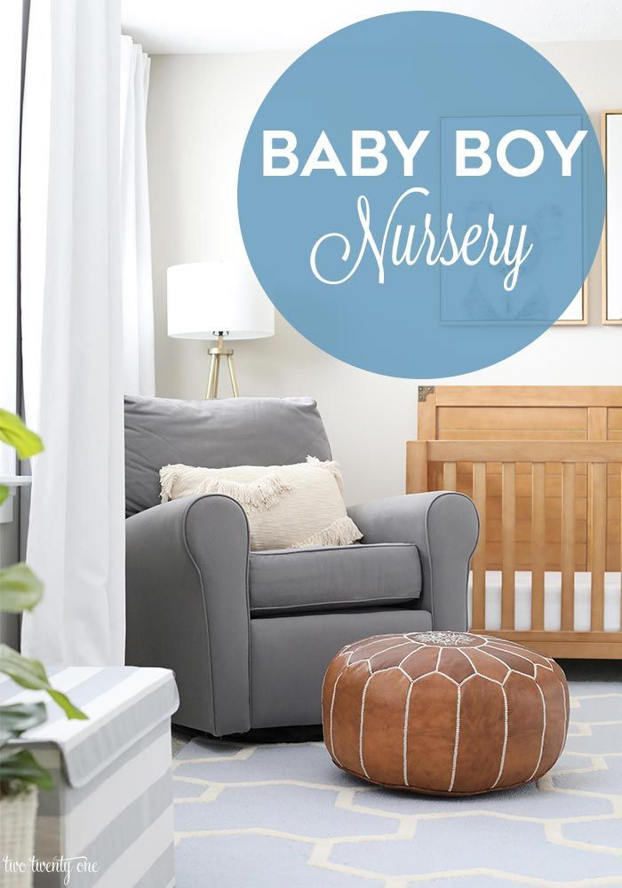 Cool Baby Boy Nursery Ideas: Baby Boy Nurseries, Target Baby