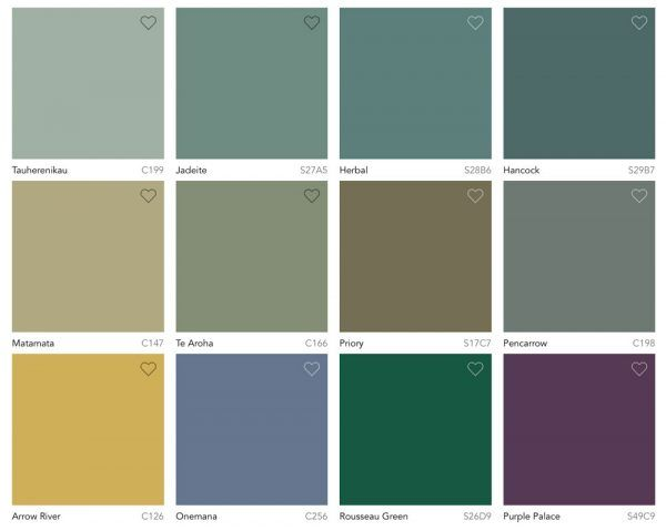 2020 2021 color trends top palettes for interiors and on paint color trends 2021 id=38915