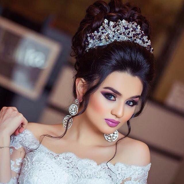 Pin By Zsfia Pink On Arabic Makeup And Hairstyles2 In 2019