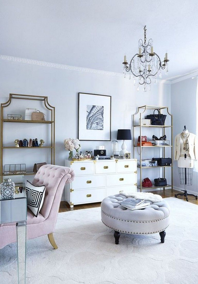 20 Best Old Hollywood Glamour Bedroom Interior Design Ideas