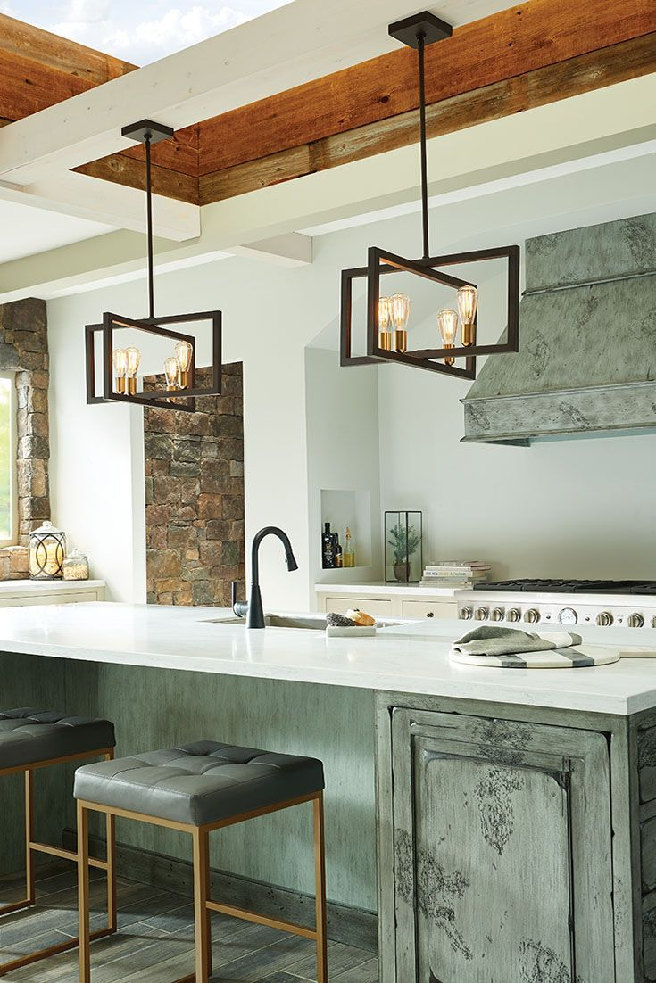 Finnegan 4  Light Chandelierfeiss Inspiredclassic Amusing Kitchen Lanterns Design Decoration