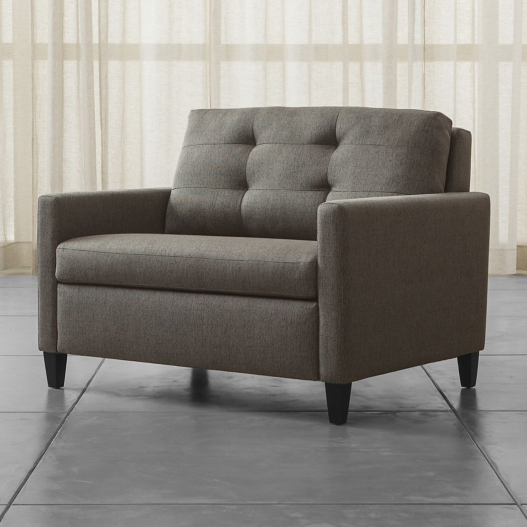 A sleeper sofa, sometimes referred to as a foldout couch