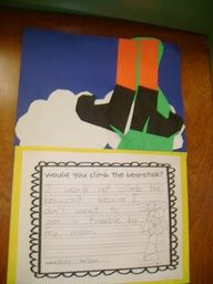 jack and the beanstalk kindergarten activities - Google Search