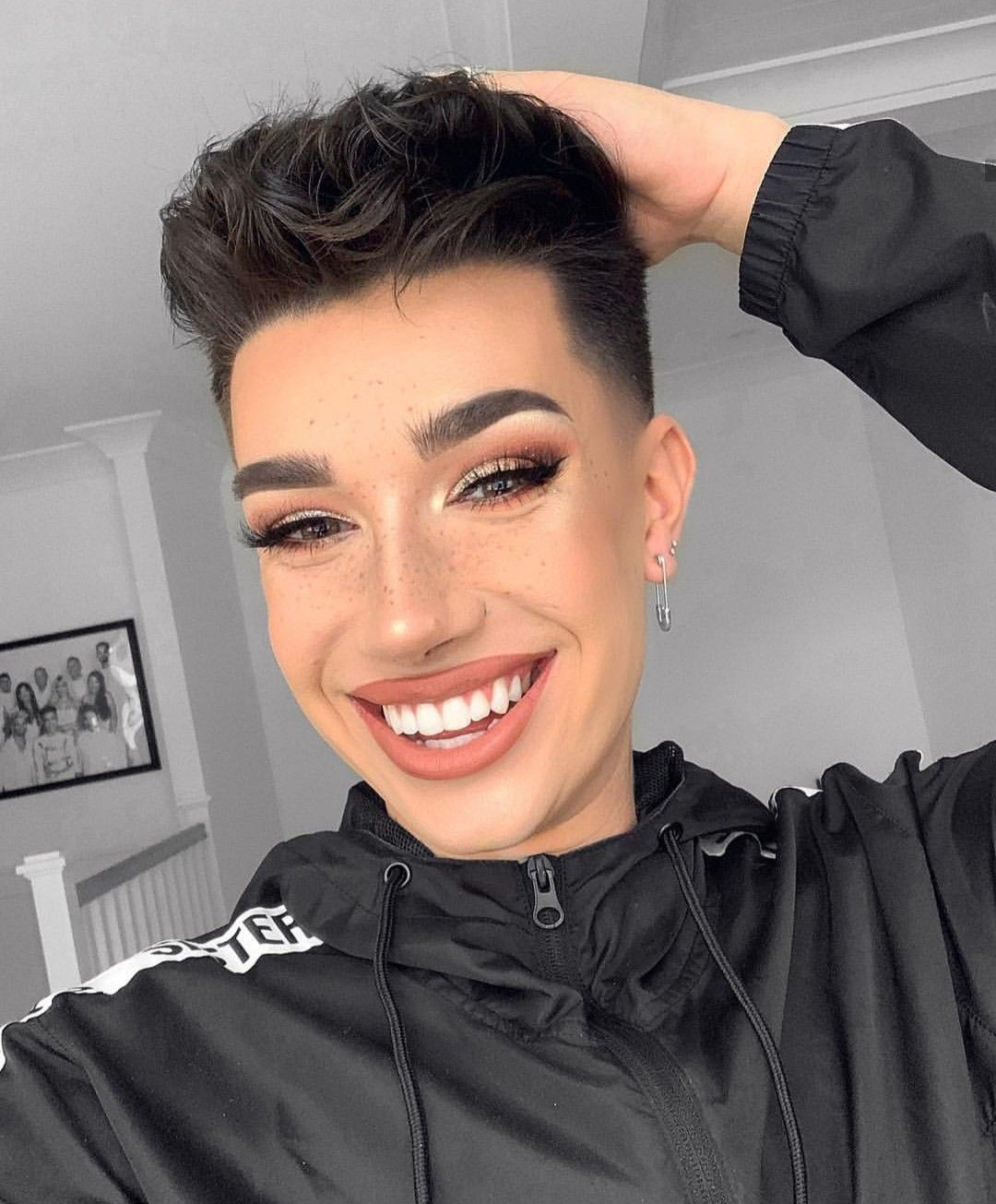 Pin by Aneri Shah ️ on James Charles Famous makeup