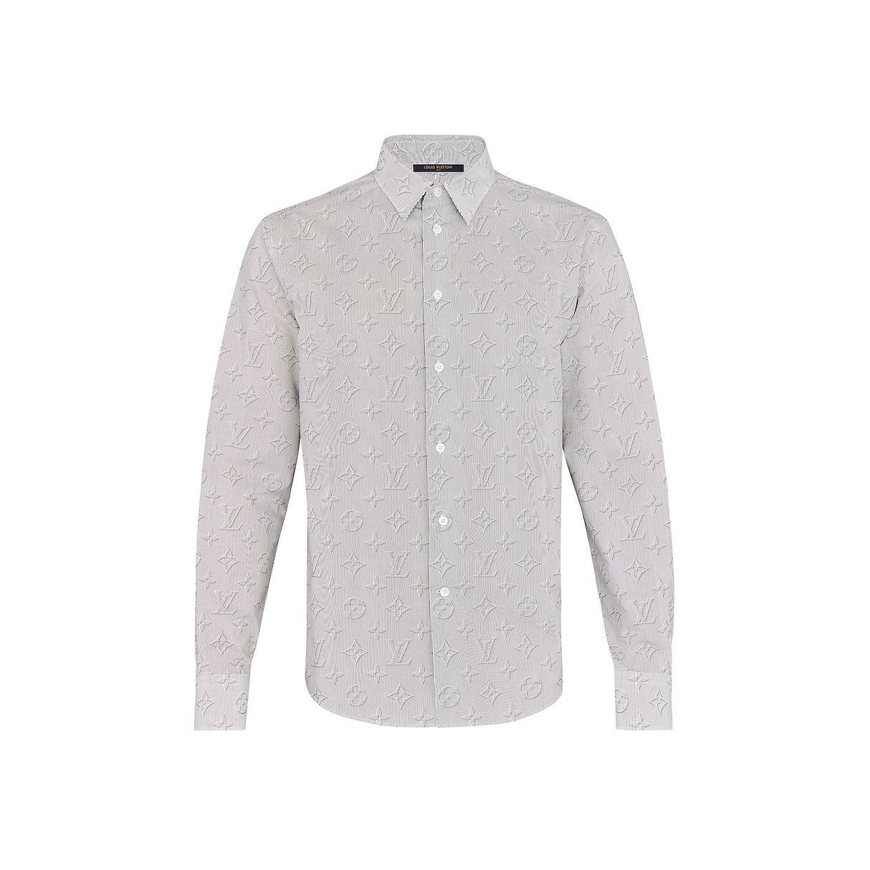 Chemise droite Homme Prêt-à-porter Chemises   LOUIS VUITTON   guy ... 53fe7c5d85e