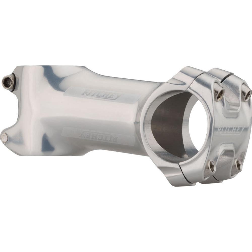 80mm // 6 31.8 1-1//8 HP Silver Ritchey Classic C220 Stem