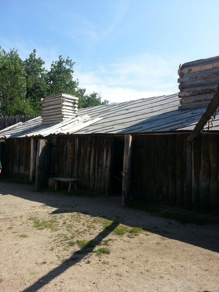 In 1804 Lewis And Clark Arrived In Fort Mandan In Mclean North Dakota Mandan Lewis And Clark Trip