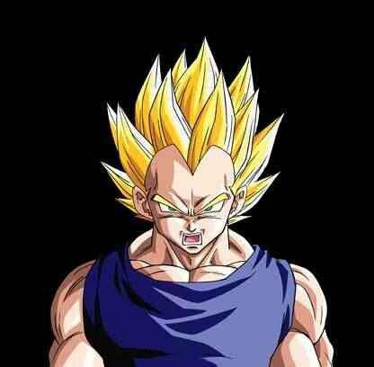 Vegeta Ssj1 Anime Dragon Ball Dragon Ball Z Dragon