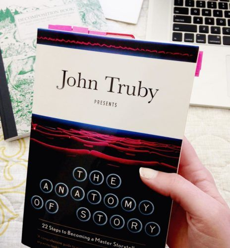 The Anatomy of Story by John Truby - Books Reviews | Literários