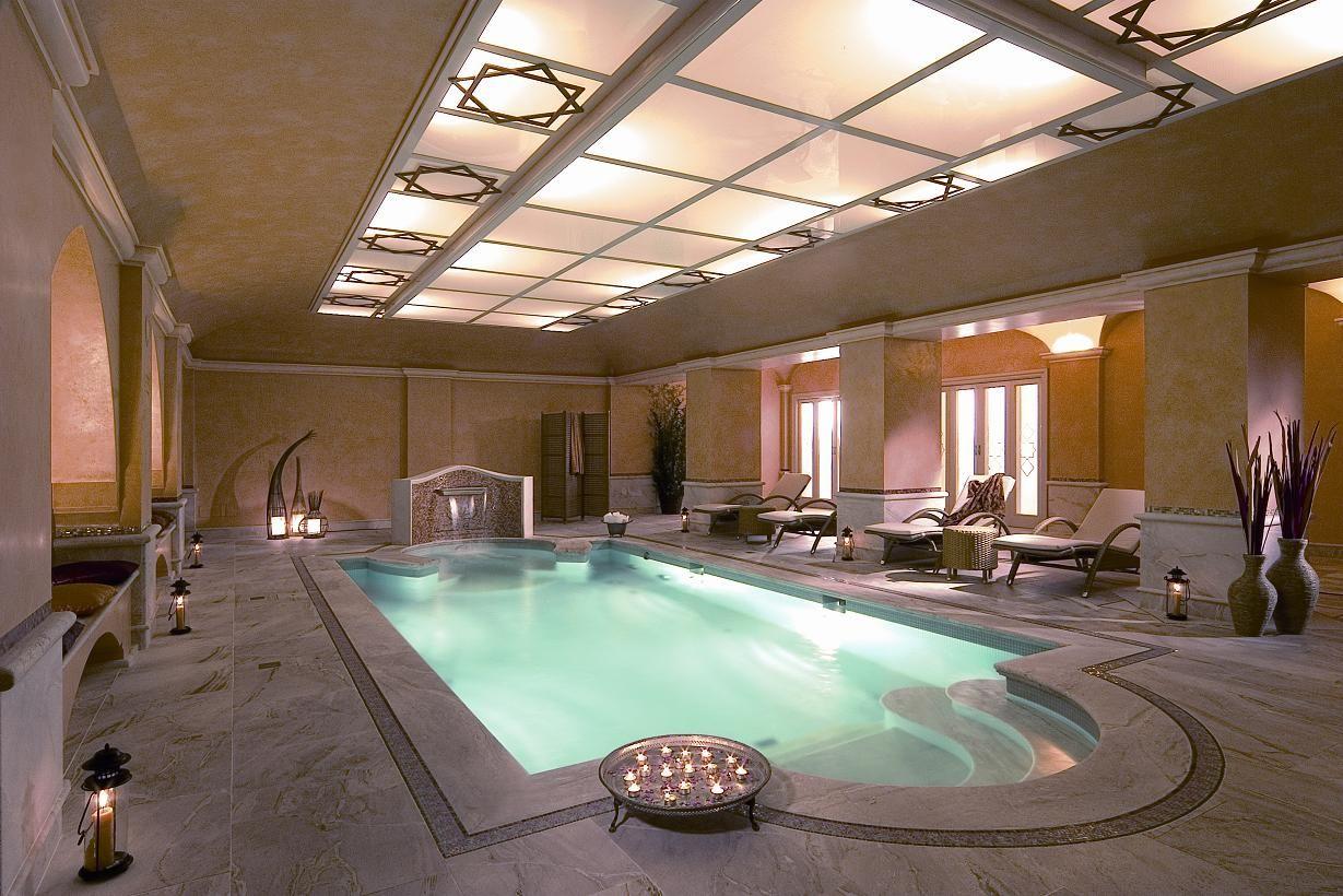 Spa In Catania Sicily Thalassoterapeutic Pool Grand Hotel