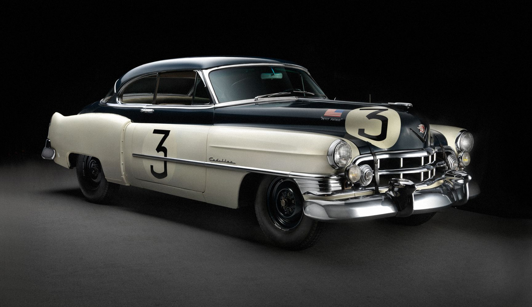 1956 cadillac interior related keywords amp suggestions - 1950 Cadillac Sixty One Coupe Le Mans Race Car
