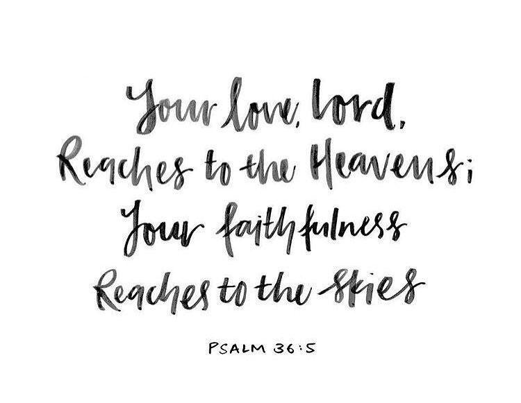 ✧ psalm 36:5: daniellieee123 ✧