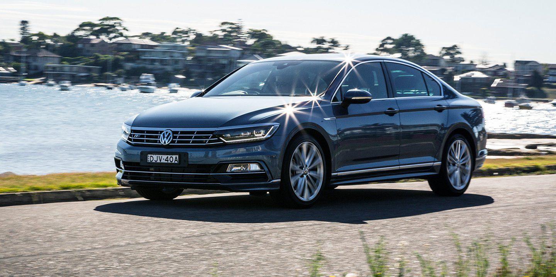 2017 Volkswagen Passat 206tsi R Line Autos Pinterest