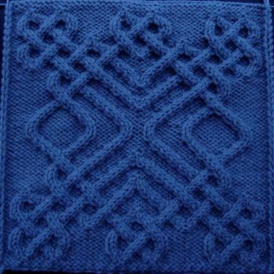 6) Name: \'Knitting : Celtic Square 02/50/II | knitting_Stitches ...