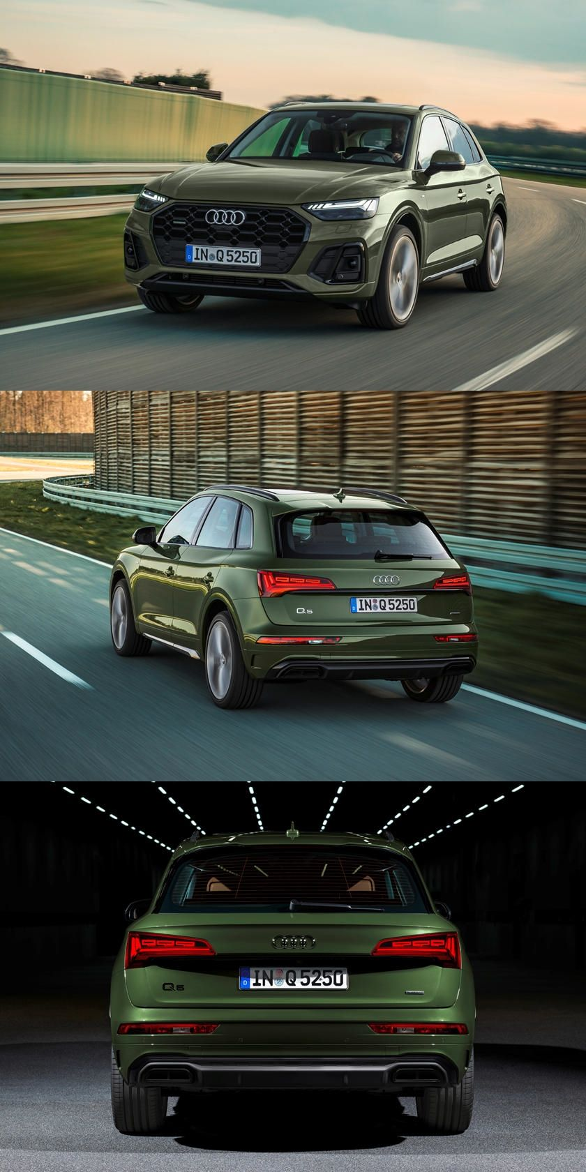 Best Selling Suv 2021 2021 Audi Q5 Arrives With Sharper Looks And Improved Tech. Audi's