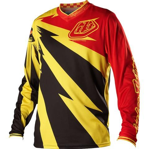 Troy Lee Designs GP Cyclops Men s Jersey  daf3d9647