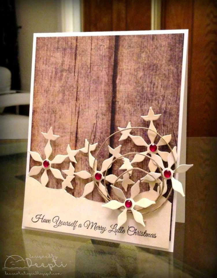 Casual fridays stamps cards handmade christmas holiday