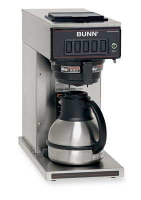 Bunn Commercial Pourover Thermal Carafe Coffee Brewer Online