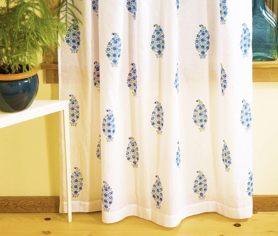 Curtains Indian Print Curtain Menzilperde Net
