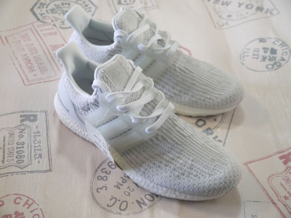 a7d09c7cf Men s Adidas Ultra Boost 3.0 Triple White BA8841 (2016) Sneakers Size 10   fashion  clothing  shoes  accessories  mensshoes  athleticshoes  ad (ebay  link)