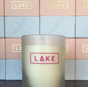 Lake Candles Featured on loKCal.org