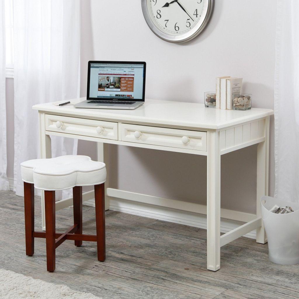 Small Antique White Desk - Living Room Sets at ashley Furniture ...