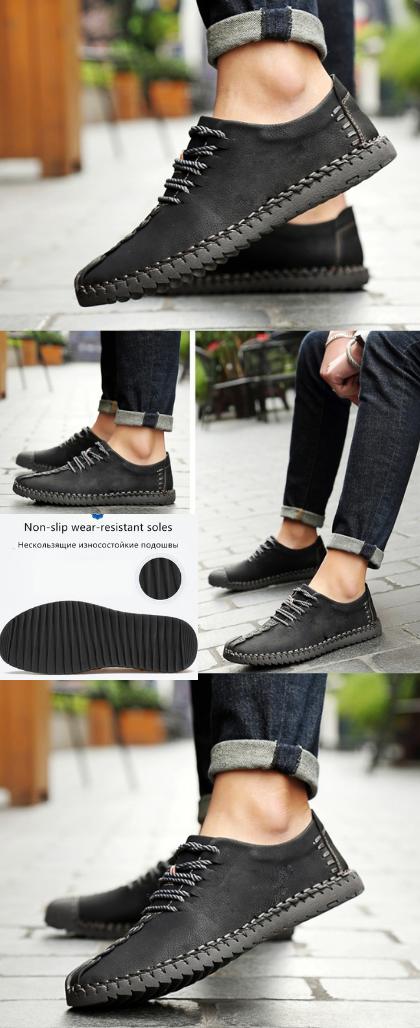 3ba01e6dd5 VANCAT comfy walking shoes Everyday shoes Men s Loafers shoes  walking shoes   Men s loafers