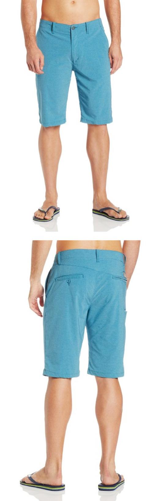 Volcom Men's Fruckn Drip-Dry Short