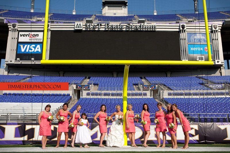 private events wedding club level baltimore ravens m t bank rh pinterest com  m&t bank stadium lot a