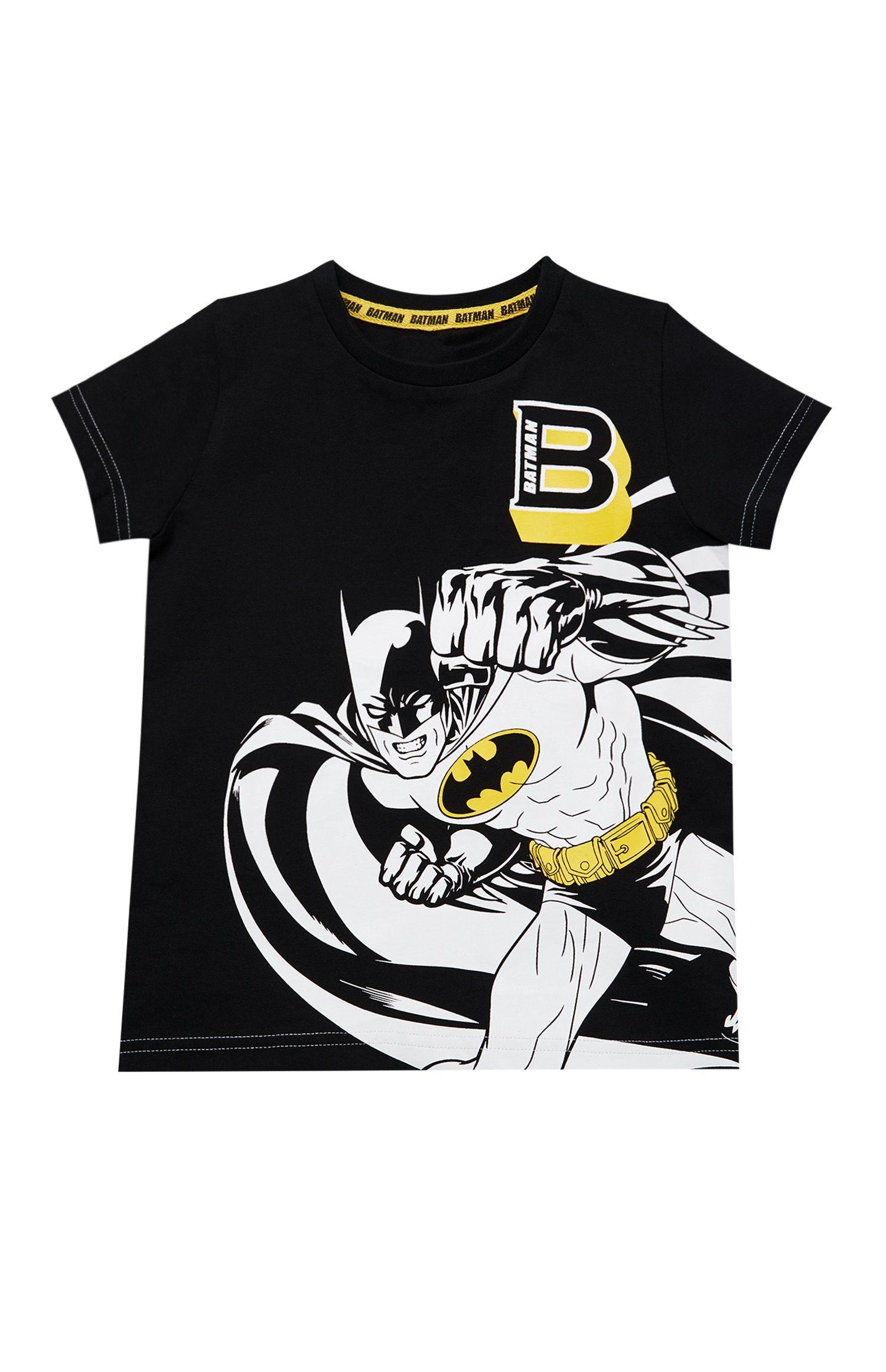 b6e21911bf Primark - Black Batman T-Shirt Playeras Batman