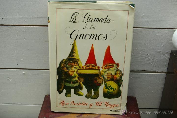 LA LLAMADA DE LOS GNOMOS-