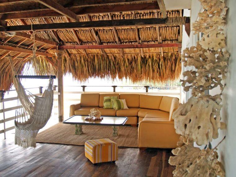 Canisse pergola : 35 idées pour un ombrage naturel pour bien ...