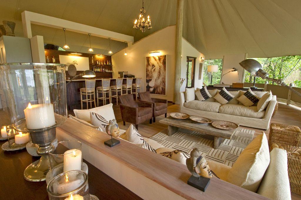 Safari Style Home Decoration Ideas