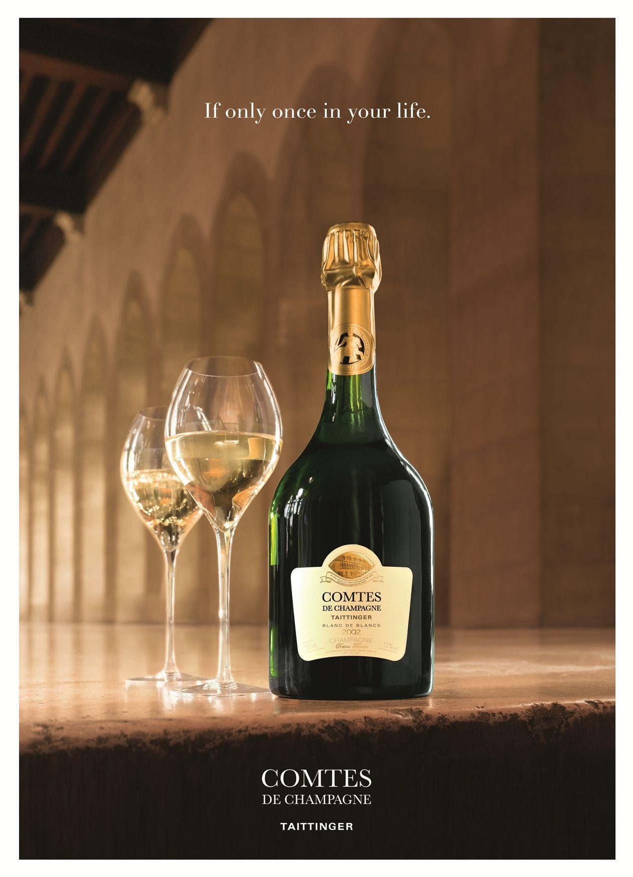 Comtes de Champagne Blanc de Blancs, Taittinger