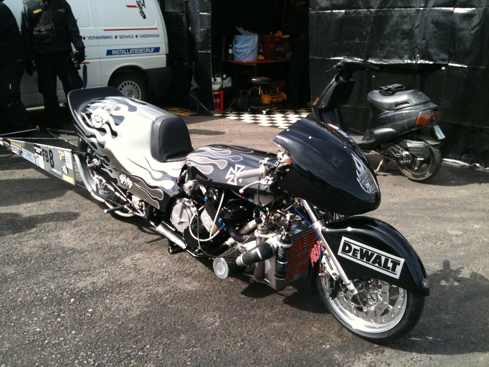 drag motorcycle Drag Bike Adrenaline Junkie
