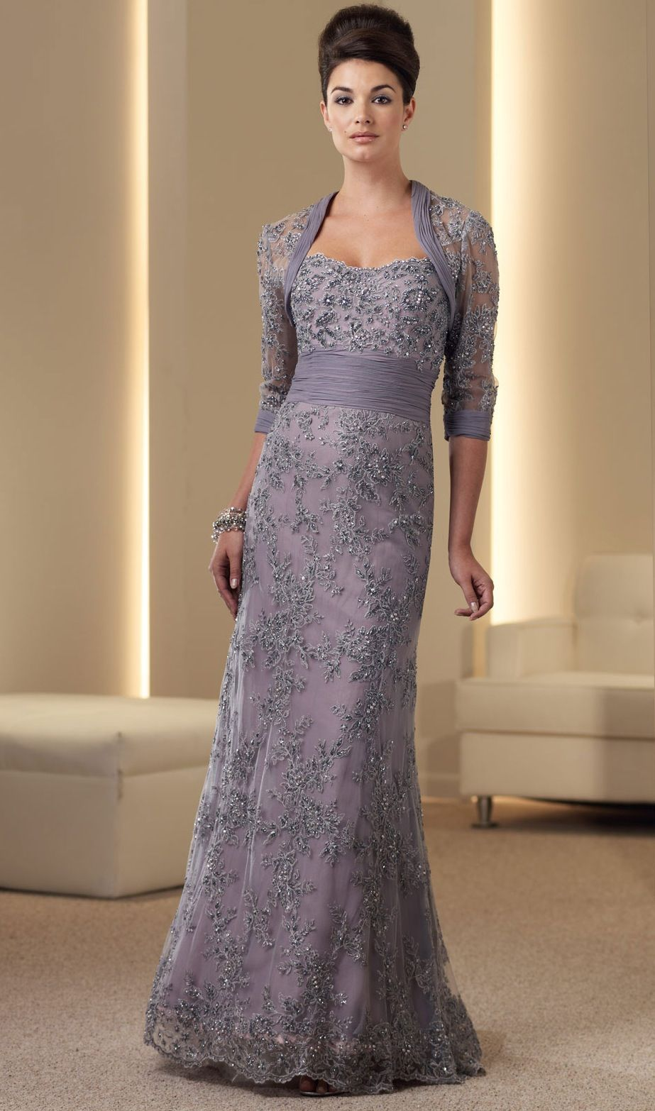 Sophisticated Mother of the Bride Dresses 2018 by Mon Cheri | Bride ...