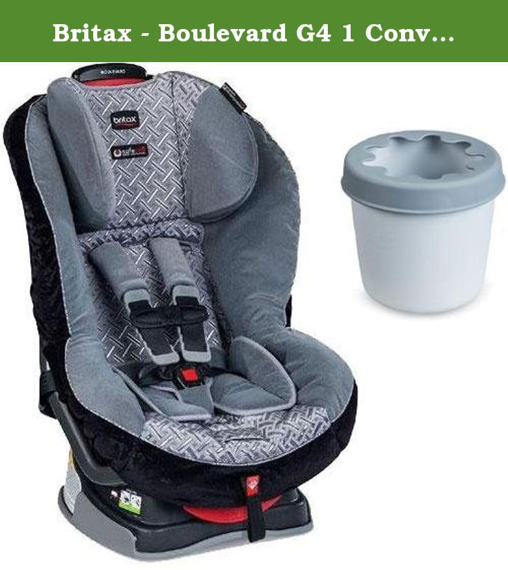 Britax Boulevard G4 1 Convertible Car Seat With Cup Holder