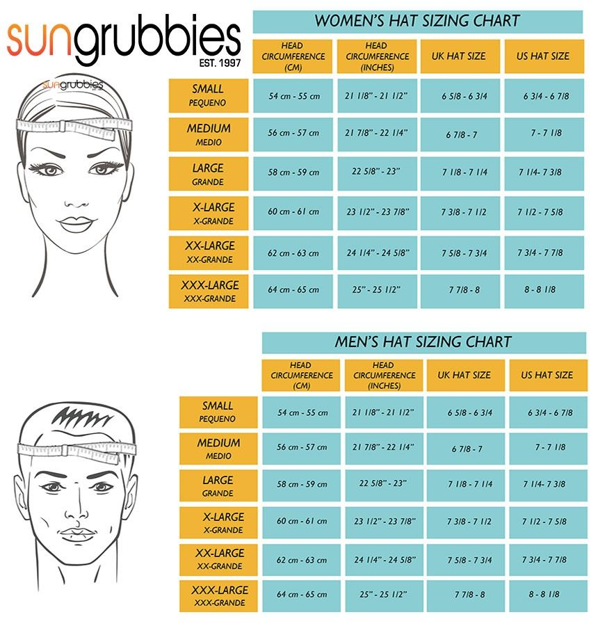 How To Determine Your Hat Size Mens Sun Hats Fishing Hats For Men Hat For Man