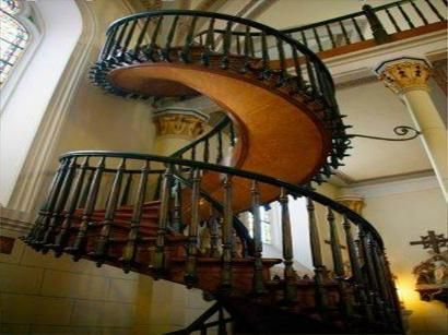 Best Mysterious Staircase At Loretto Chapel Loretto Chapel 400 x 300